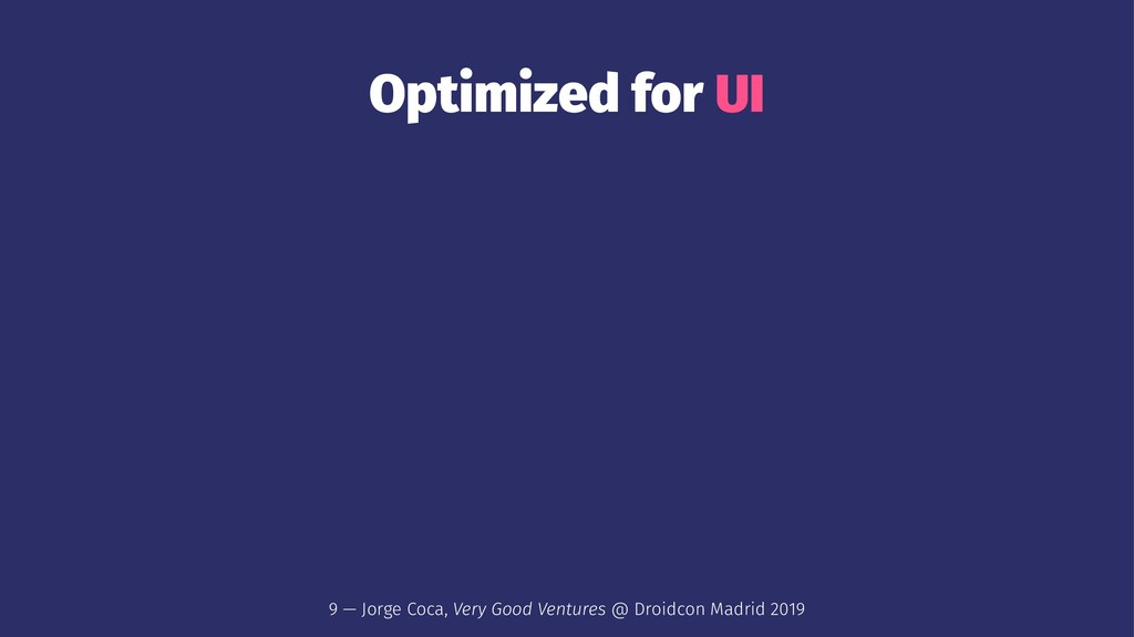 Optimized for UI 9 — Jorge Coca, Very Good Vent...