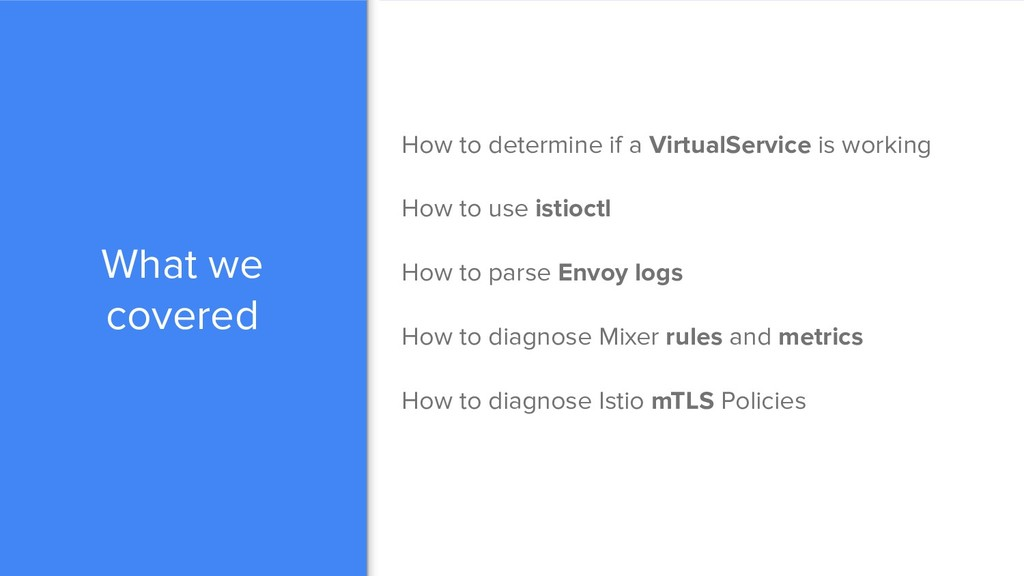 What we covered How to determine if a VirtualSe...