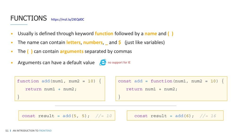 const array1 = ['a', 'b', 'c']; array1.forEach(...