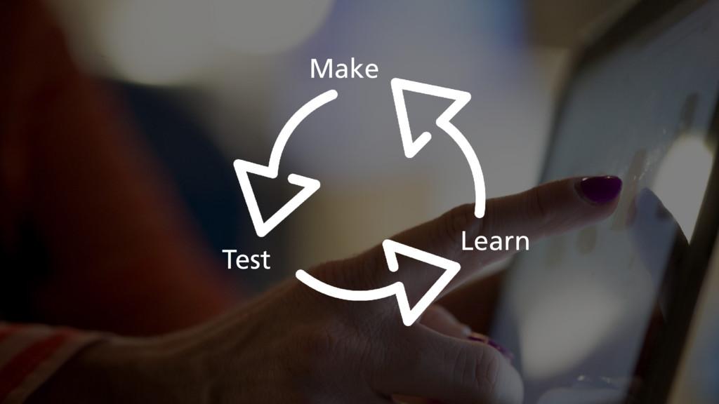 Learn Test Make