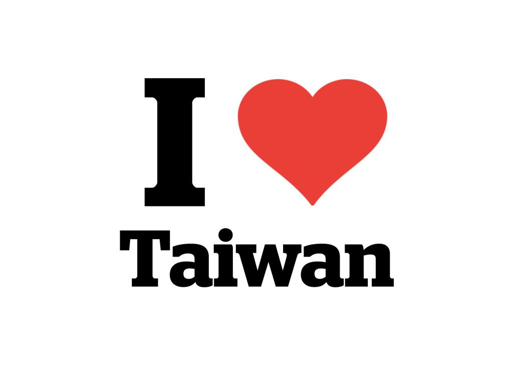 I Taiwan