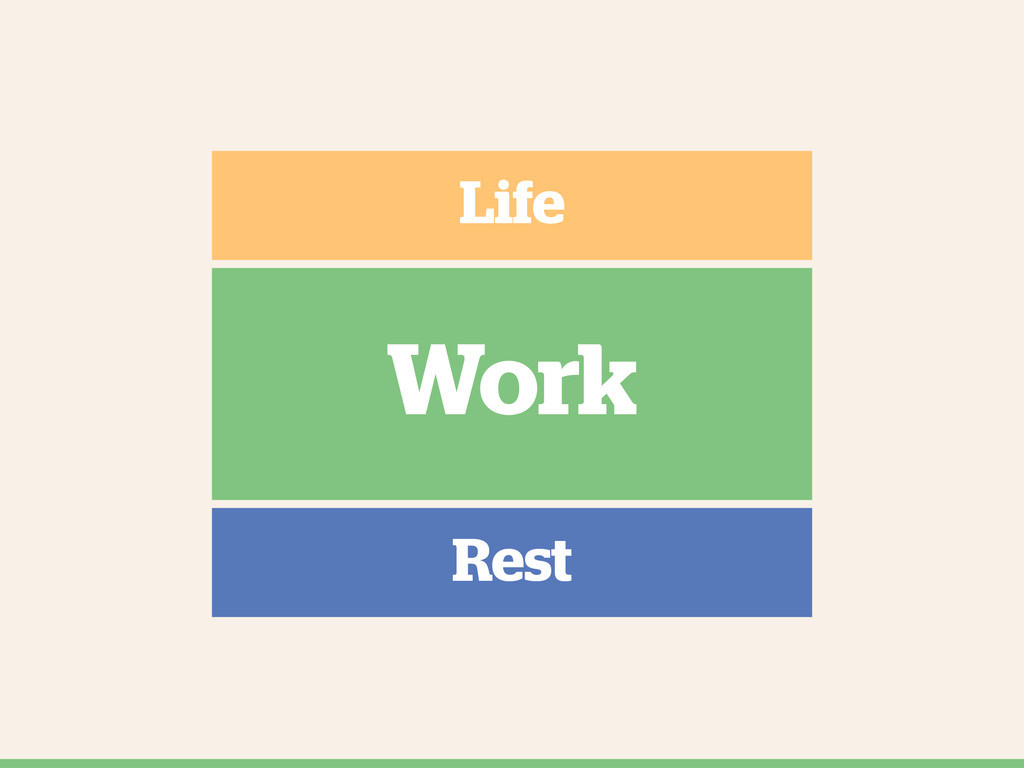 Life Work Rest
