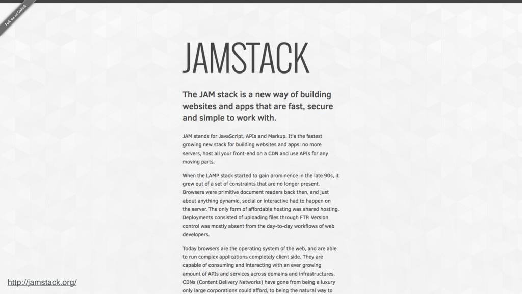 @MoOx 40 http://jamstack.org/