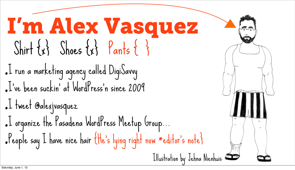 I'm Alex Vasquez •I run a marketing agency call...