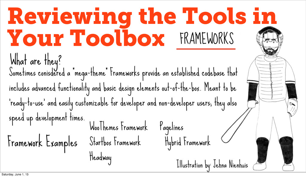 Reviewing the Tools in Your Toolbox Sometimes c...
