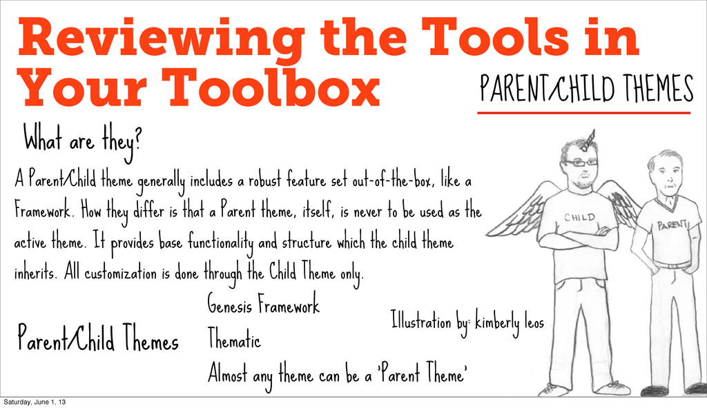 Reviewing the Tools in Your Toolbox PARENT/CHIL...