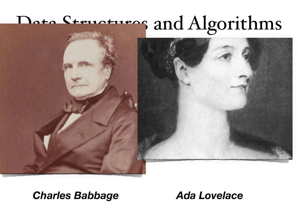 Data Structures and Algorithms An algorithm com...