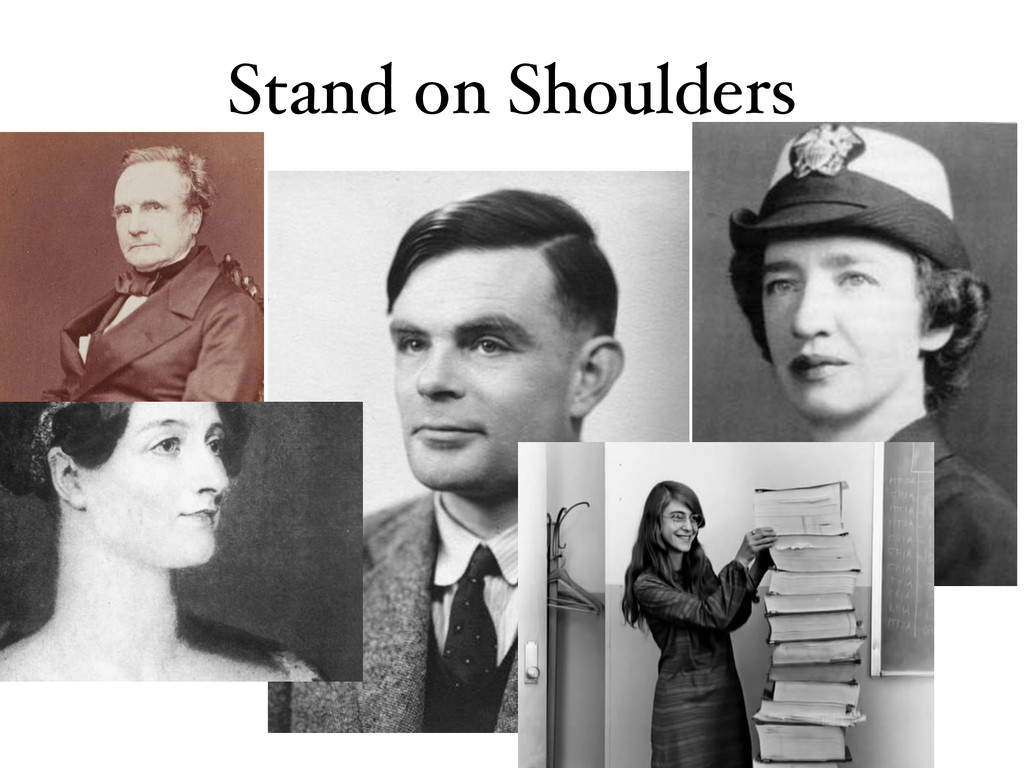 Stand on Shoulders