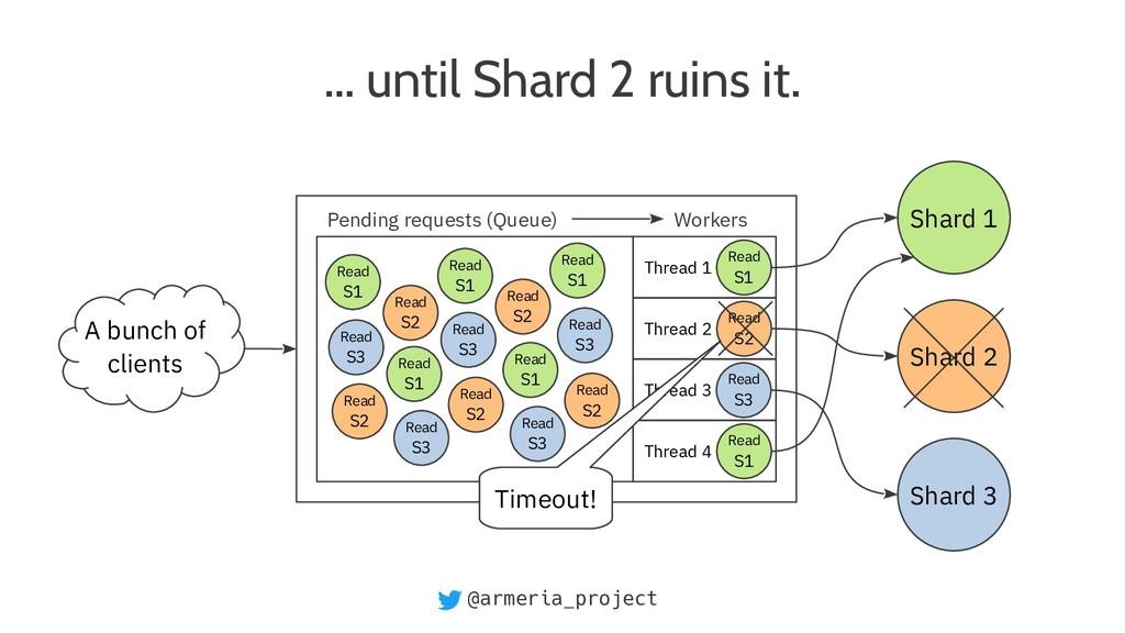 @armeria_project … until Shard 2 ruins it. Shar...