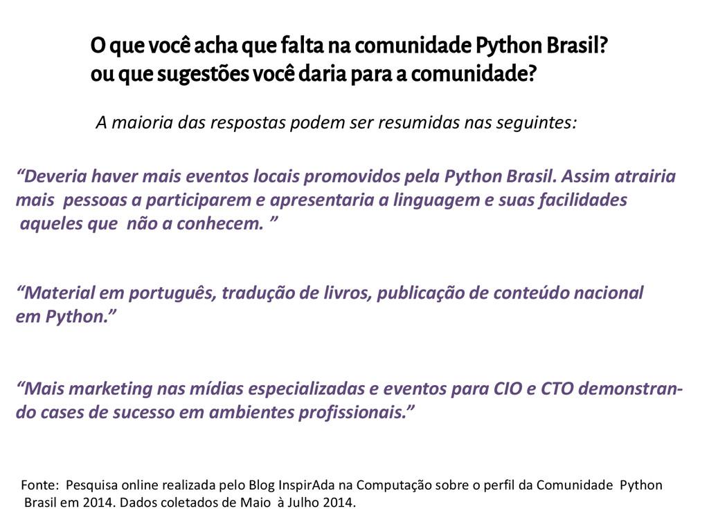 """""""Mais marketing nas mídias especializadas e eve..."""
