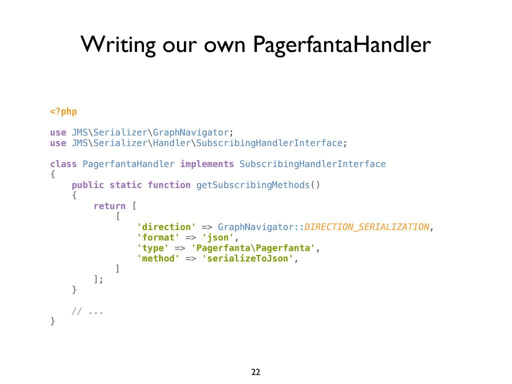 <?php use JMS\Serializer\GraphNavigator; use JM...
