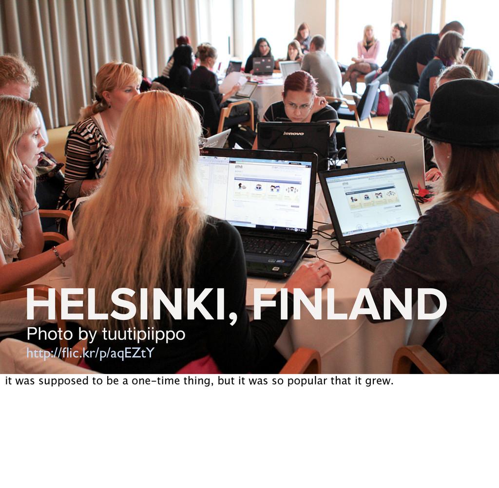 HELSINKI, FINLAND Photo by tuutipiippo http://fl...