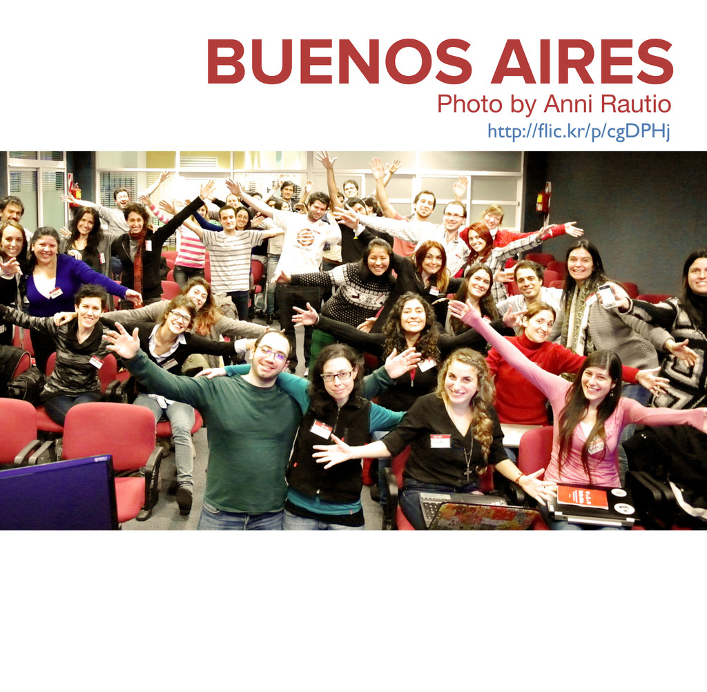 BUENOS AIRES Photo by Anni Rautio http://flic.kr...