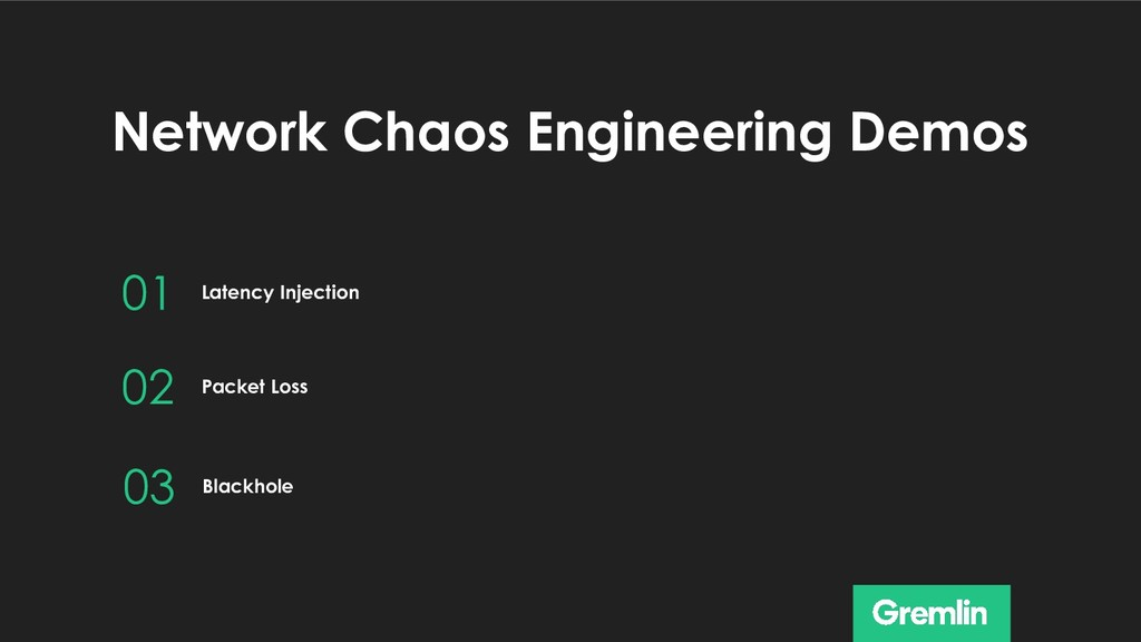 Network Chaos Engineering Demos 01 02 Latency I...