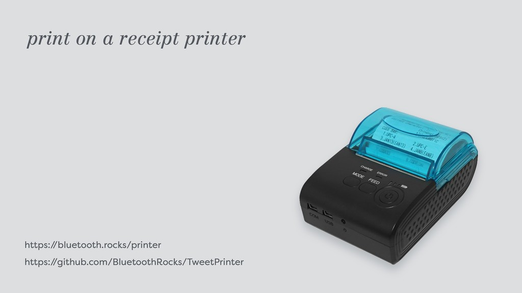 https:/ /bluetooth.rocks/printer https:/ /gith...