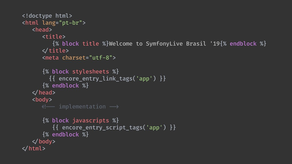 """<!doctype html> <html lang=""""pt-br""""> <head> <tit..."""