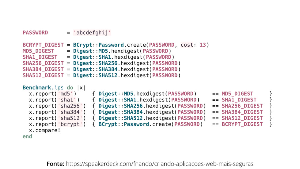 PASSWORD = 'abcdefghij' BCRYPT_DIGEST = BCrypt:...