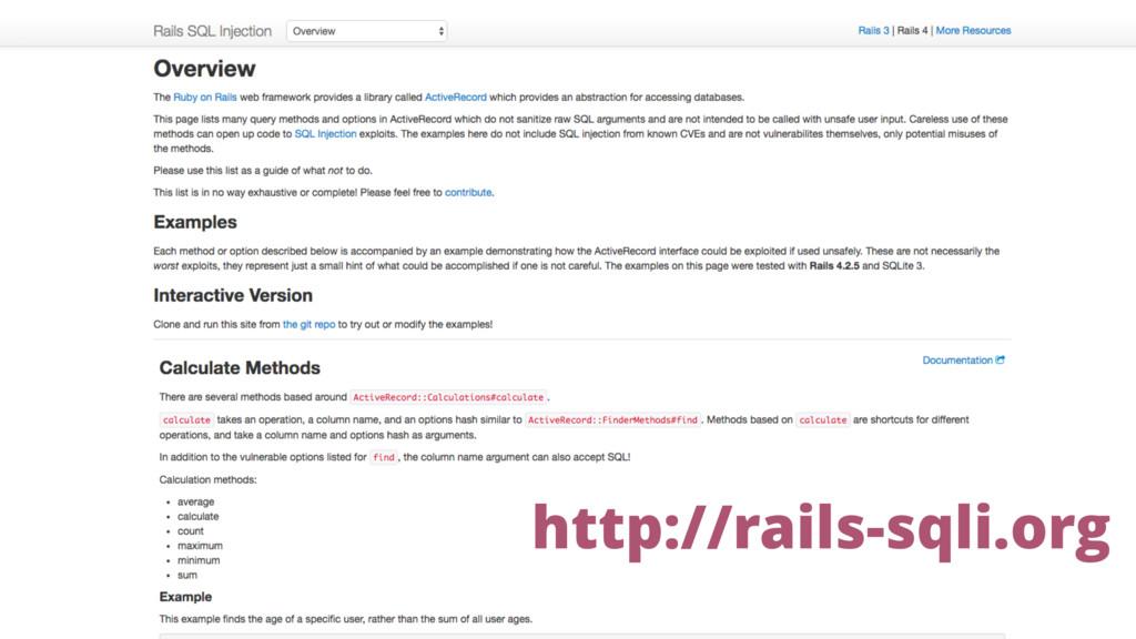 http://rails-sqli.org