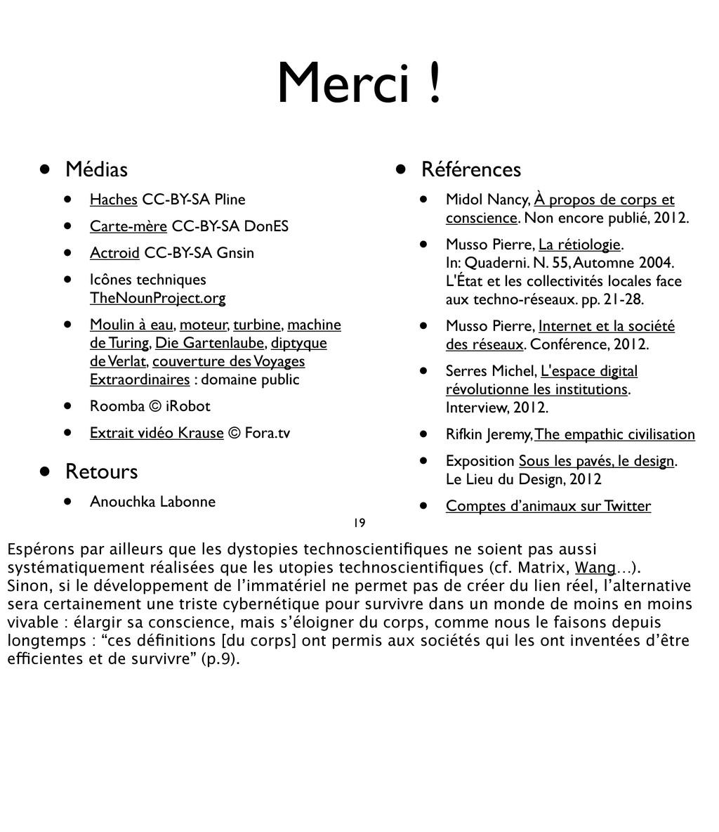• Médias • Haches CC-BY-SA Pline • Carte-mère C...