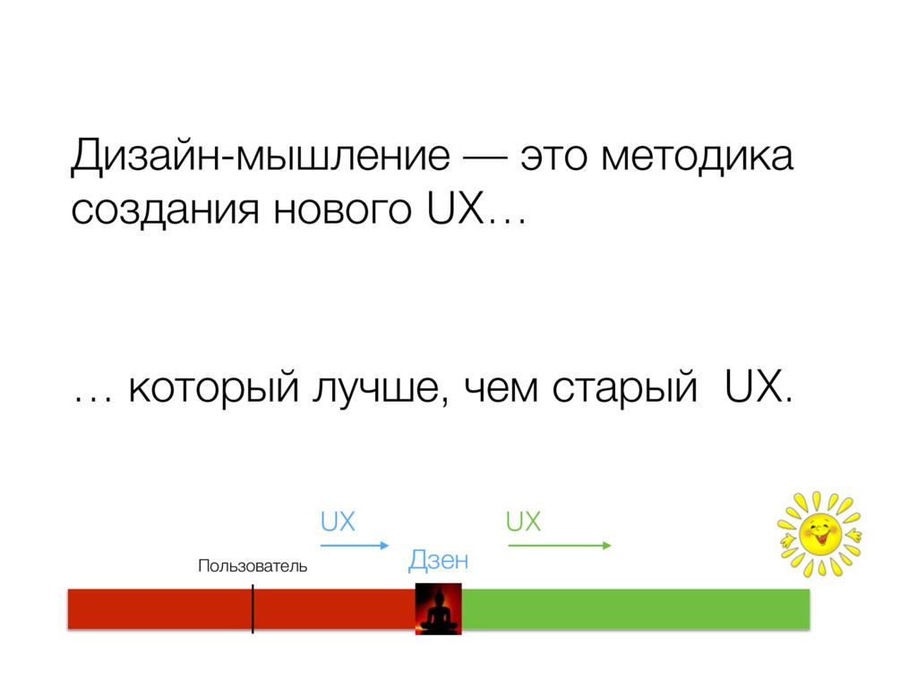 Дизайн-мышление — это методика создания нового ...