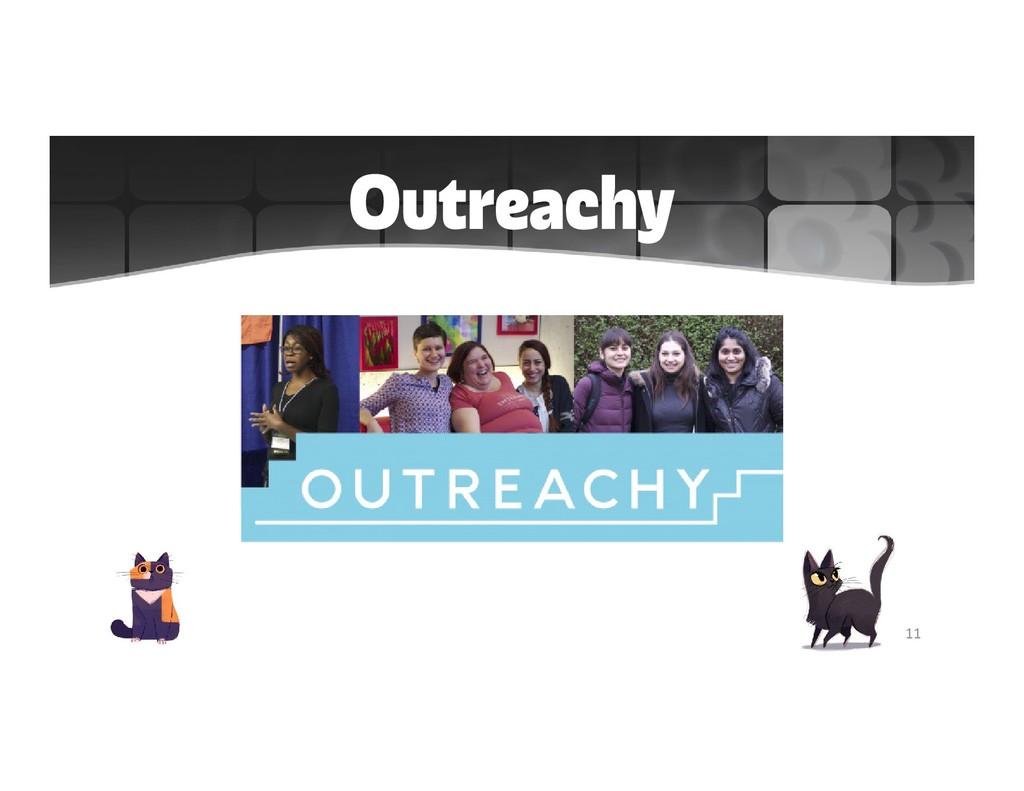 Outreachy 11