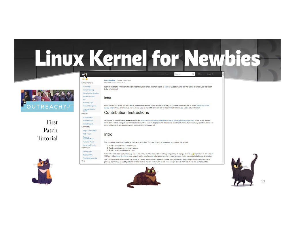 Linux Kernel for Newbies 12 First Patch Tutorial