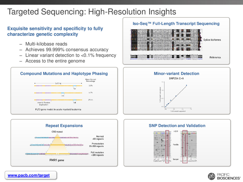 Targeted Sequencing: High-Resolution Insights E...
