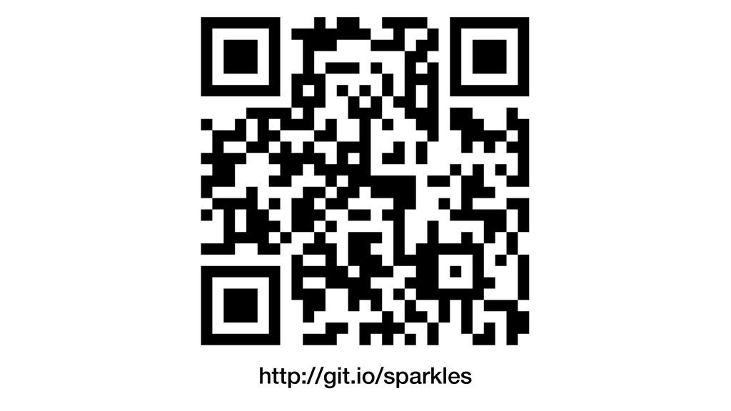 http://git.io/sparkles