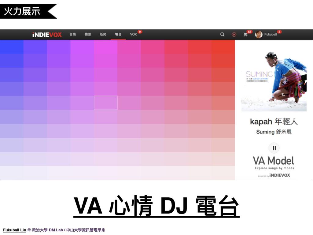 VA ஞ眐 DJ 襎ݣ 箛ێ疻纈 Fukuball Lin @ 硰လय़䋊 DM Lab / Ӿ...