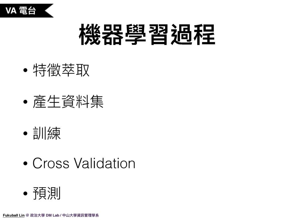 秚瑊䋊聜螂纷 • 粬监苚玲 • 叨ኞ虻碘褸 • 懺娞 • Cross Validation •...