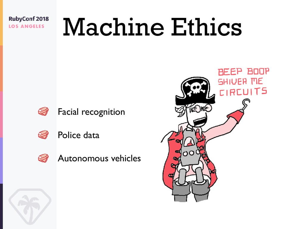 Machine Ethics Facial recognition Police data A...