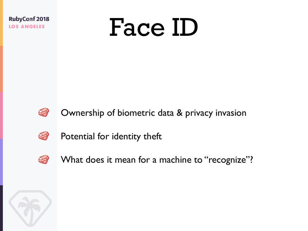 Face ID Ownership of biometric data & privacy i...