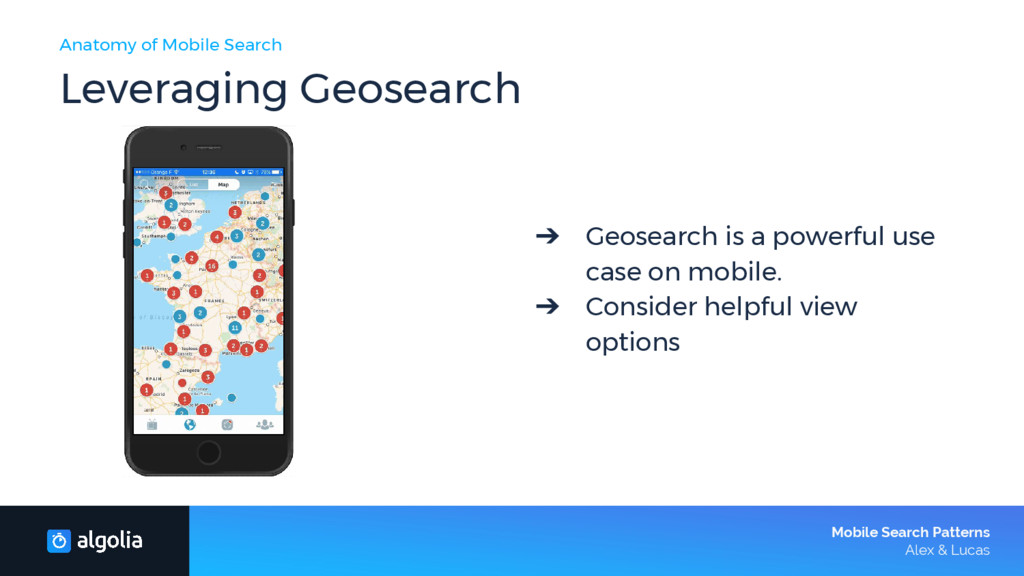 Anatomy of Mobile Search Leveraging Geosearch M...