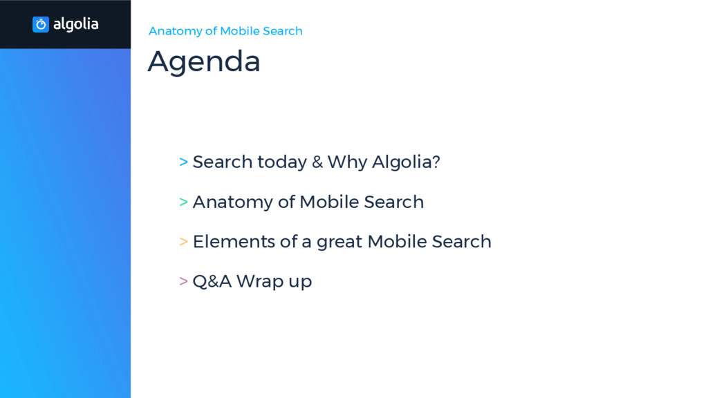 Anatomy of Mobile Search > Search today & Why A...