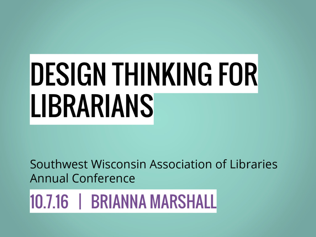 Southwest Wisconsin Association of Libraries An...