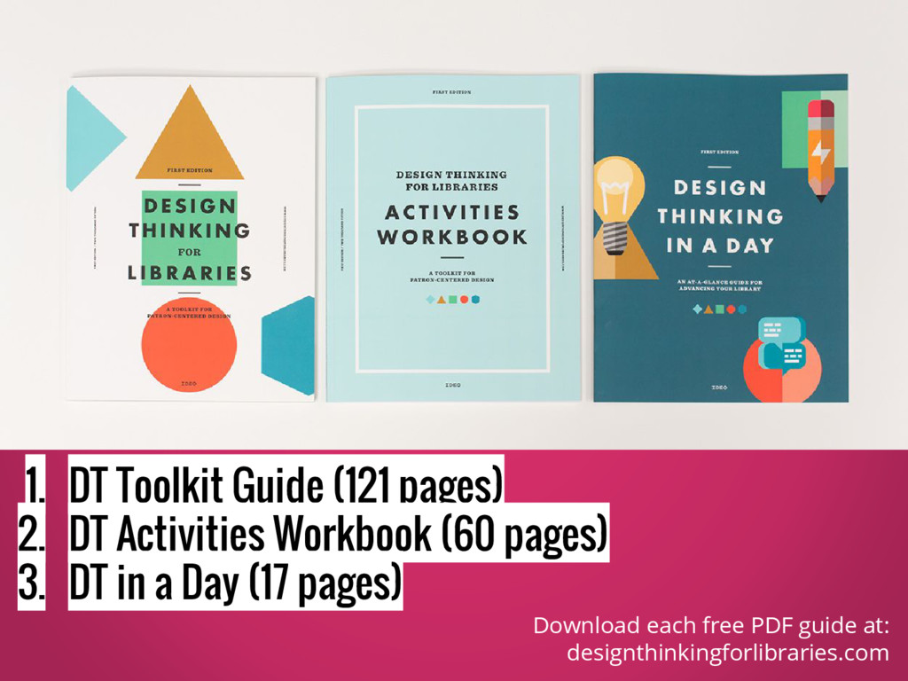 1. DT Toolkit Guide (121 pages) 2. DT Activitie...