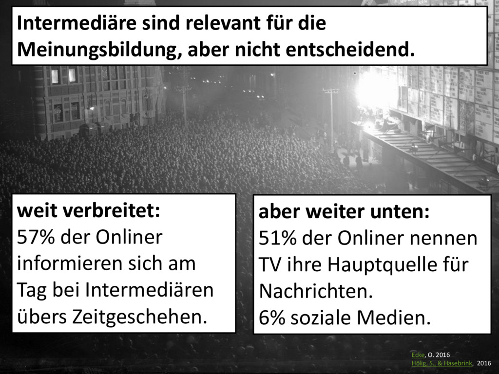 weit verbreitet: 57% der Onliner informieren si...