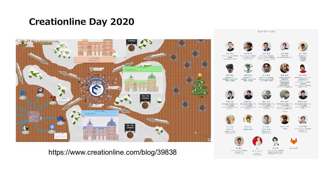 Creationline Day 2020 https://www.creationline....