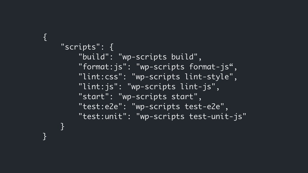 "{ ""scripts"": { ""build"": ""wp-scripts build"", ""fo..."