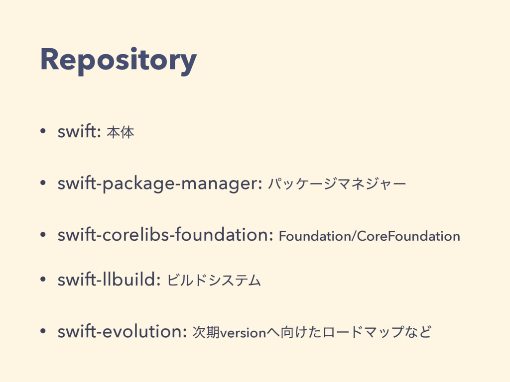 Repository • swift: ຊମ • swift-package-manager:...