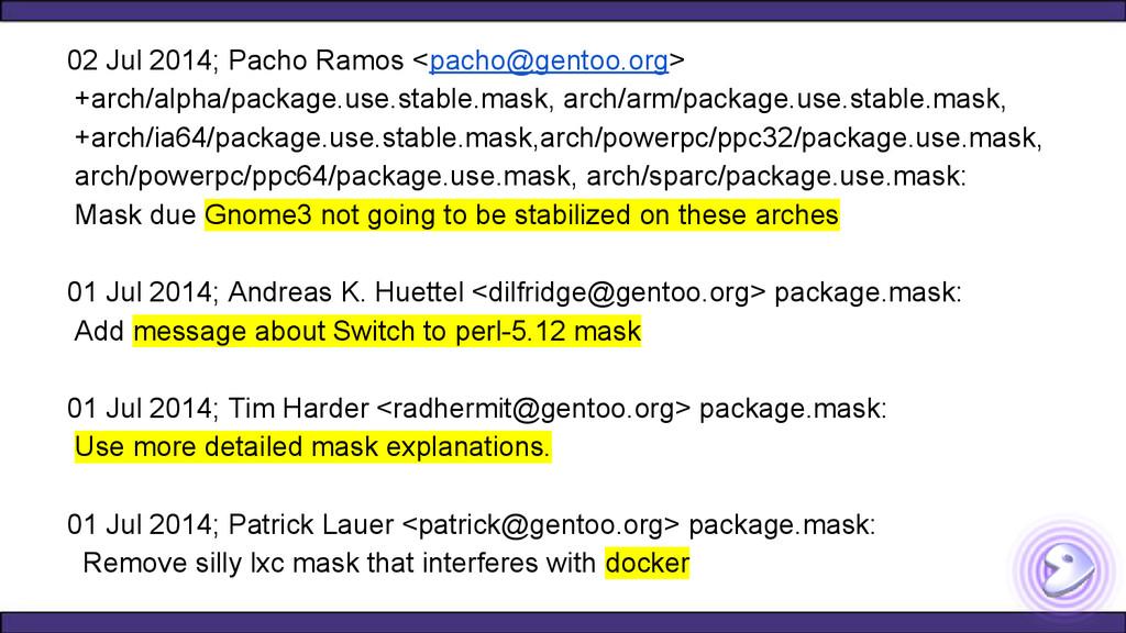 02 Jul 2014; Pacho Ramos <pacho@gentoo.org> +ar...