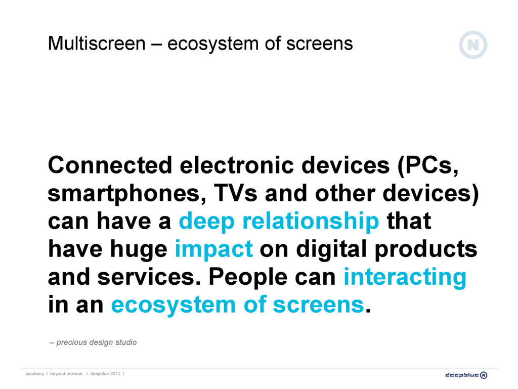 Connected electronic devices (PCs, smartphones,...