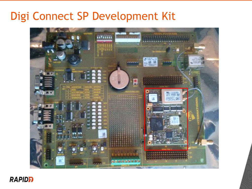 Digi Connect SP Development Kit