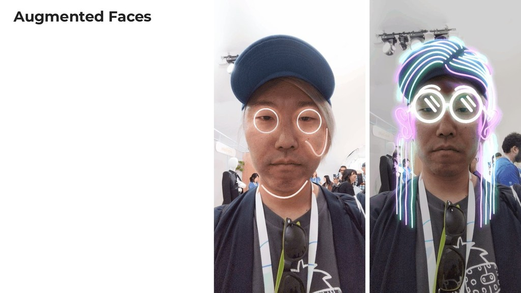 Augmented Faces