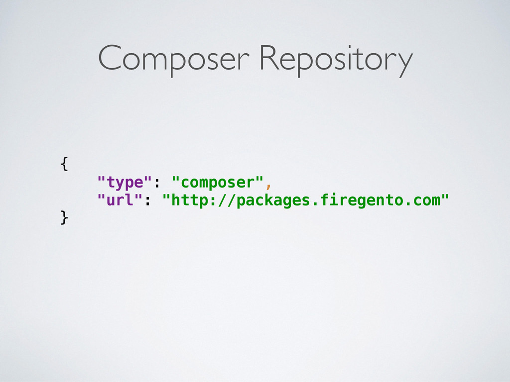 """{ """"type"""": """"composer"""", """"url"""": """"http://packages..."""