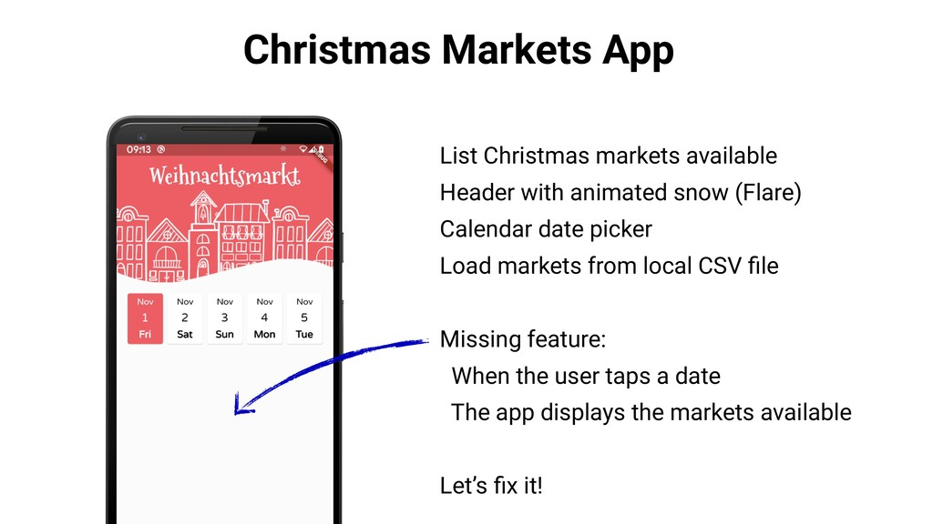 Christmas Markets App List Christmas markets av...