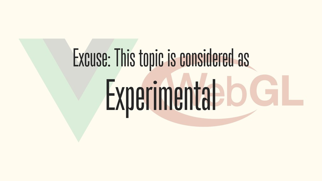 Excuse: This topic is considered as