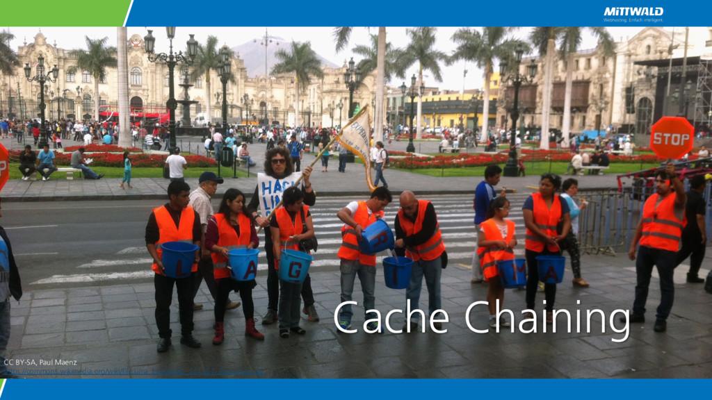 Cache Chaining CC BY-SA, Paul Maenz https://com...