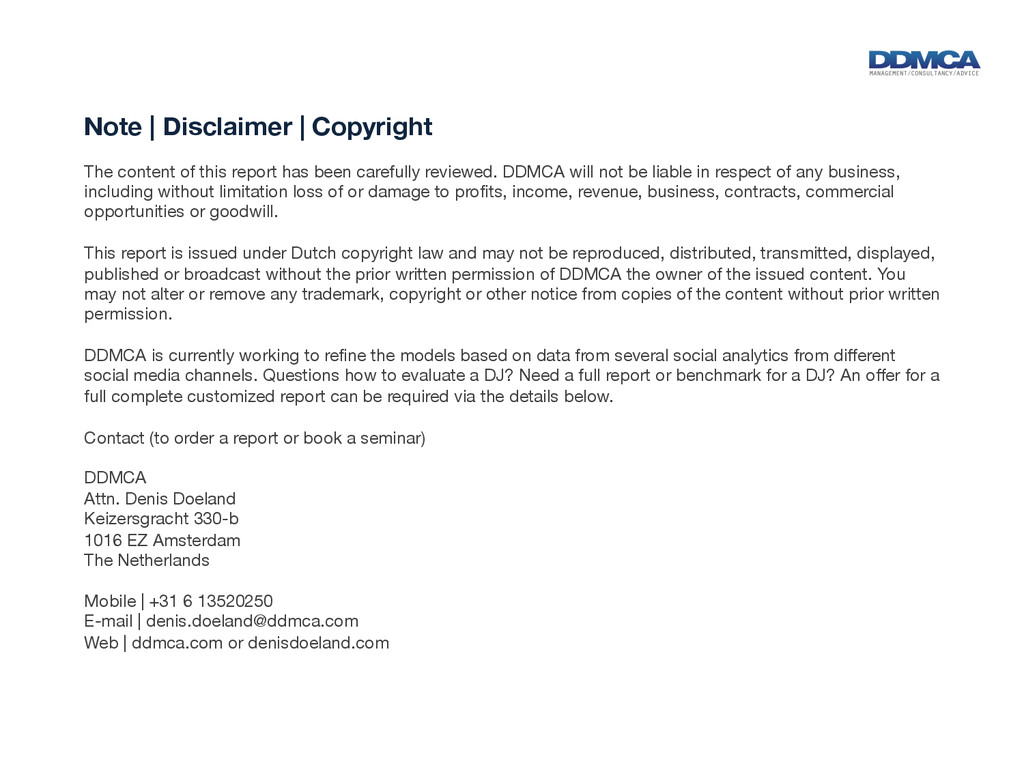 Note | Disclaimer | Copyright  The content of...