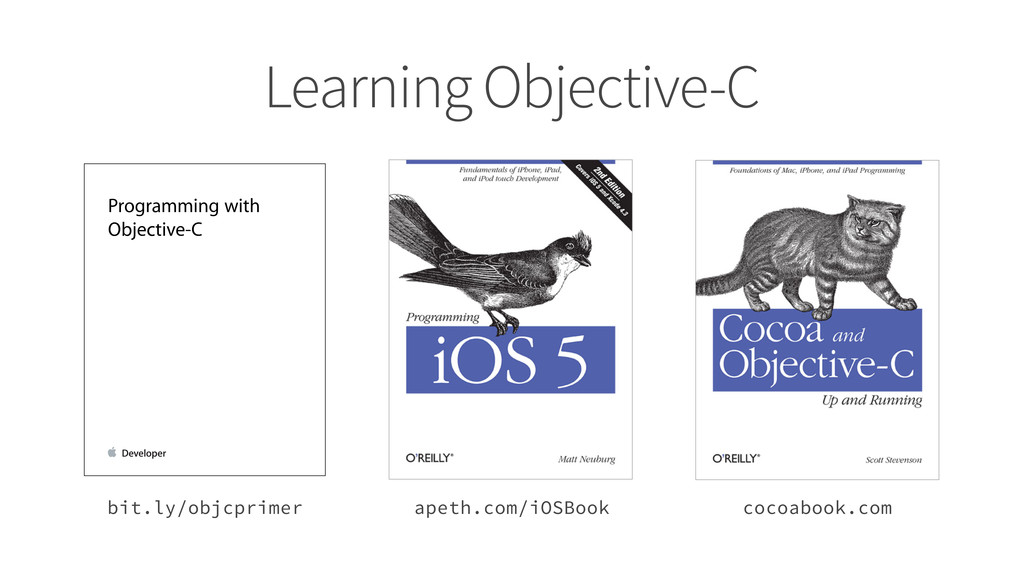 Learning Objective-C Programming with Objective...